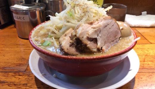 【新橋本店】バリ男のラーメンを食べてみた!営業時間やアクセスなど店舗詳細